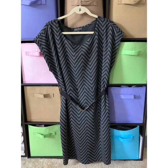 Forever 21 Plus Size Business Dress